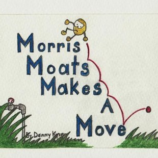 Morris Moats Makes a Move by Danny Kyzer, Danny Kyzer (9781502463180) - PaperBack - Modern & Contemporary Fiction General Fiction