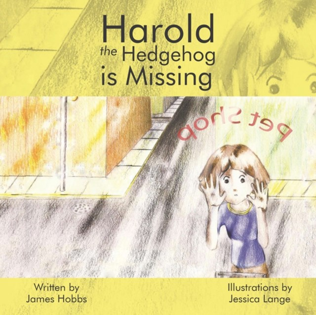 Harold the Hedgehog Is Missing