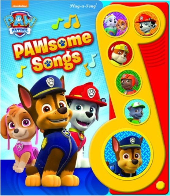 PAW Patrol - Pawsome Songs - Little Music Note