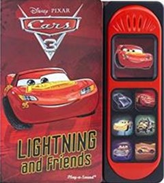 Cars 3 Little Sound Book