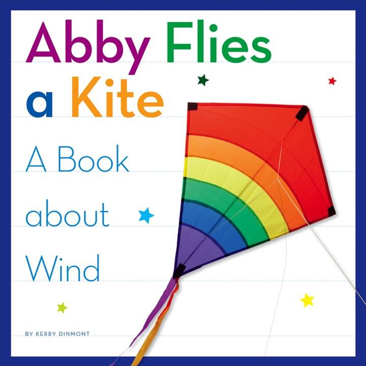 Abby Flies a Kite