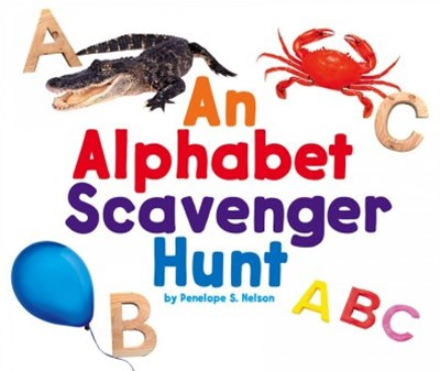 An Alphabet Scavenger Hunt
