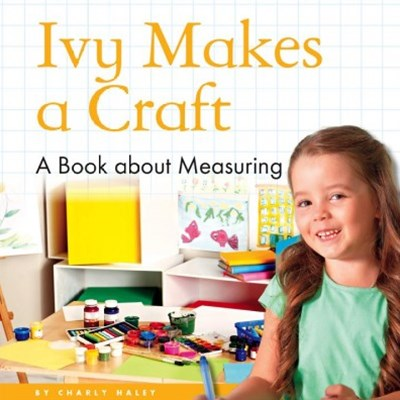 Ivy Makes a Craft