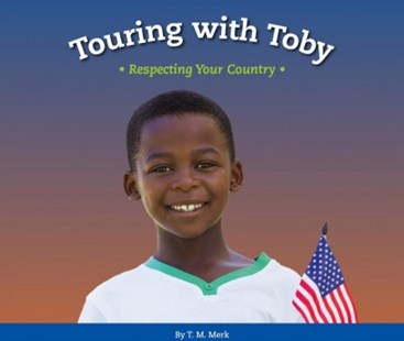 Touring With Toby - Non-Fiction Art & Activity