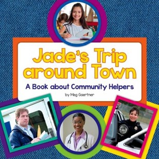 Jades Trip Around Town - Non-Fiction Family Matters