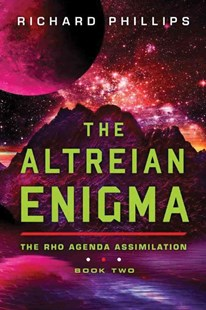 The Altreian Enigma by Richard Phillips (9781503935273) - PaperBack - Crime Mystery & Thriller