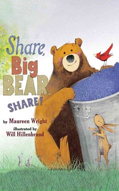 Share, Big Bear, Share!