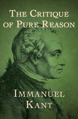 (ebook) The Critique of Pure Reason