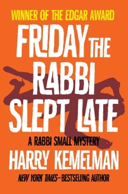(ebook) Friday the Rabbi Slept Late