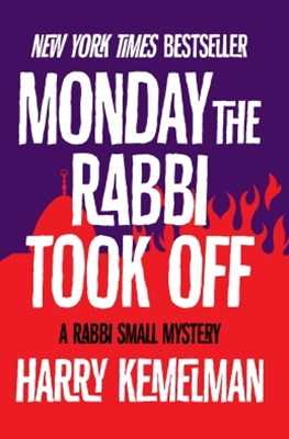 (ebook) Monday the Rabbi Took Off