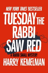(ebook) Tuesday the Rabbi Saw Red - Crime Cosy Crime