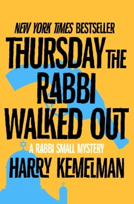 (ebook) Thursday the Rabbi Walked Out