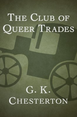(ebook) The Club of Queer Trades