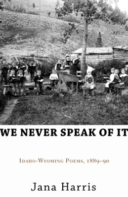 (ebook) We Never Speak of It
