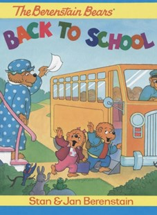 (ebook) The Berenstain Bears Back to School - Children's Fiction