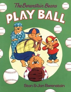 (ebook) The Berenstain Bears Play Ball