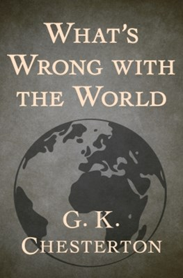 (ebook) What's Wrong with the World