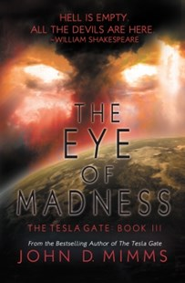 (ebook) The Eye of Madness - Crime Mystery & Thriller