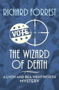 (ebook) The Wizard of Death - Crime Mystery & Thriller