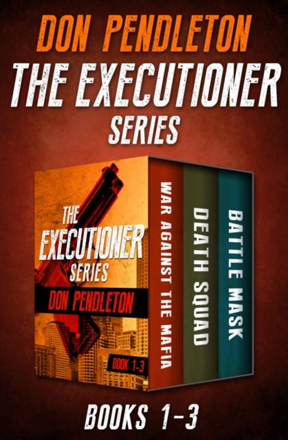(ebook) The Executioner Series Books 1–3