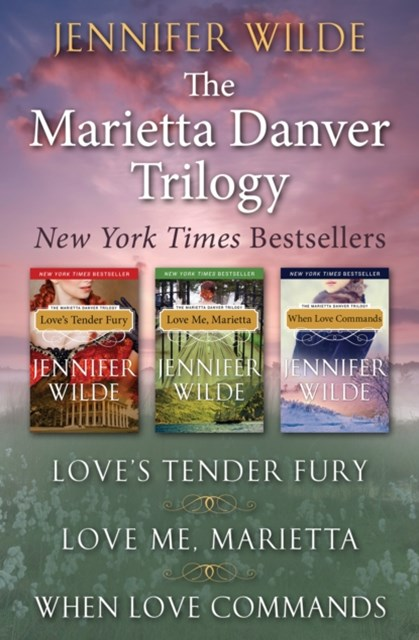 (ebook) The Marietta Danver Trilogy