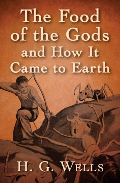 (ebook) The Food of the Gods and How It Came to Earth