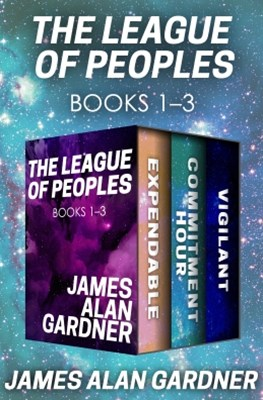 (ebook) The League of Peoples Books 1–3