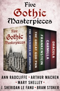 (ebook) Five Gothic Masterpieces - Classic Fiction