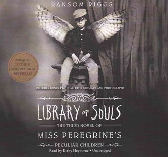 Library of Souls - Young Adult Paranormal