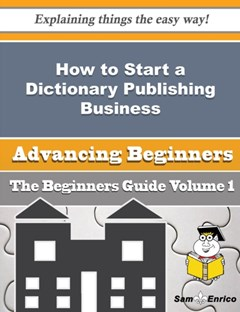 Dymocks how to start a dictionary publishing business for Start dictionary