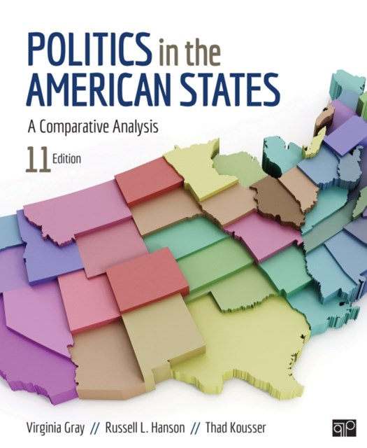(ebook) Politics in the American States