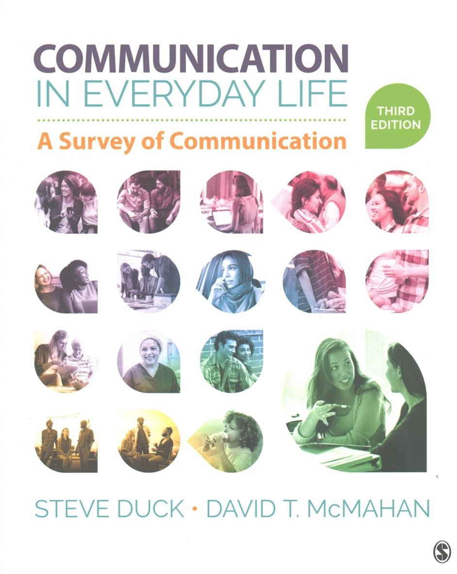 Communication in Everyday Life + Communication in Everyday Life Vital Source Ebook 3rd Ed.
