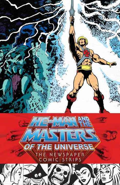He-Man And The Masters Of The Universe The Newspaper Comic Strips