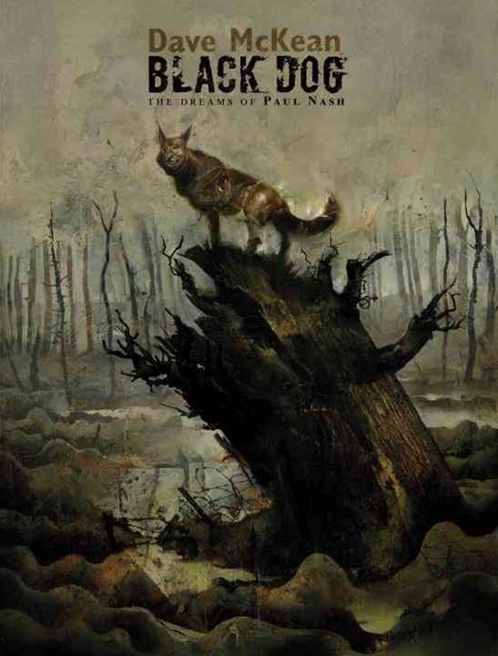 Black Dog - The Dreams of Paul Nash