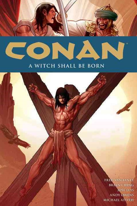 Conan Volume 20 A Witch Shall Be Born