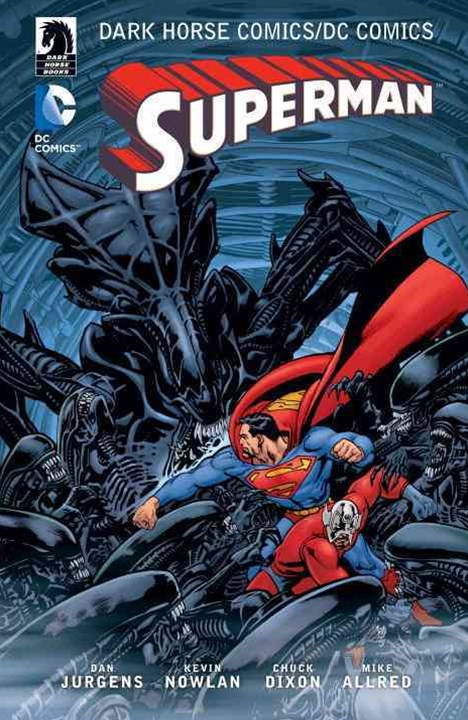 The Dark Horse Comics/Dc Superman