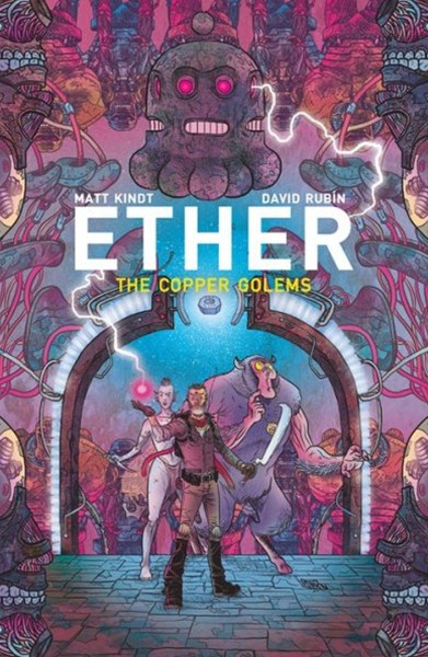 Ether 2 - Copper Golems
