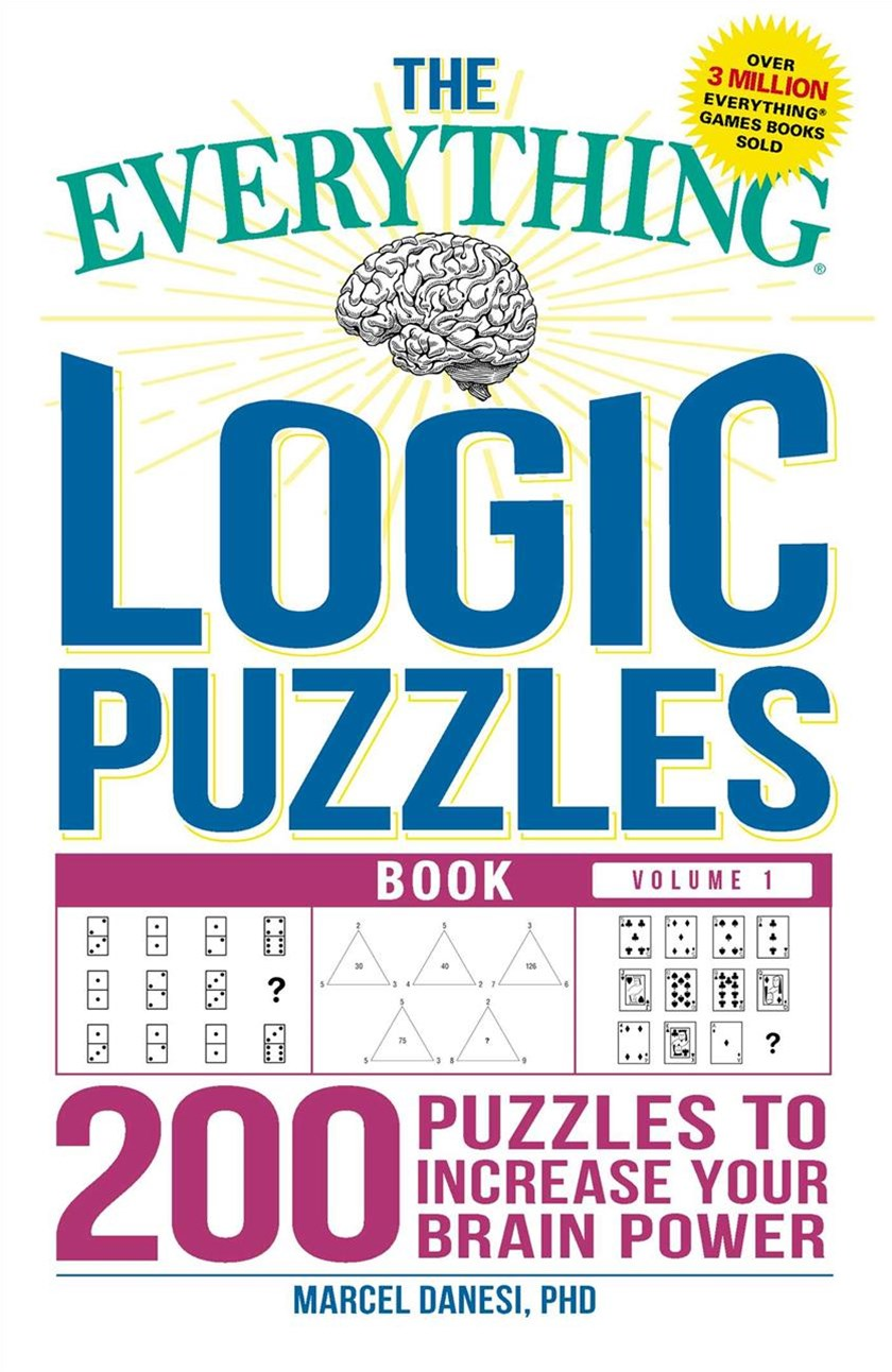 Everything Book Of Logic Puzzles Volume I
