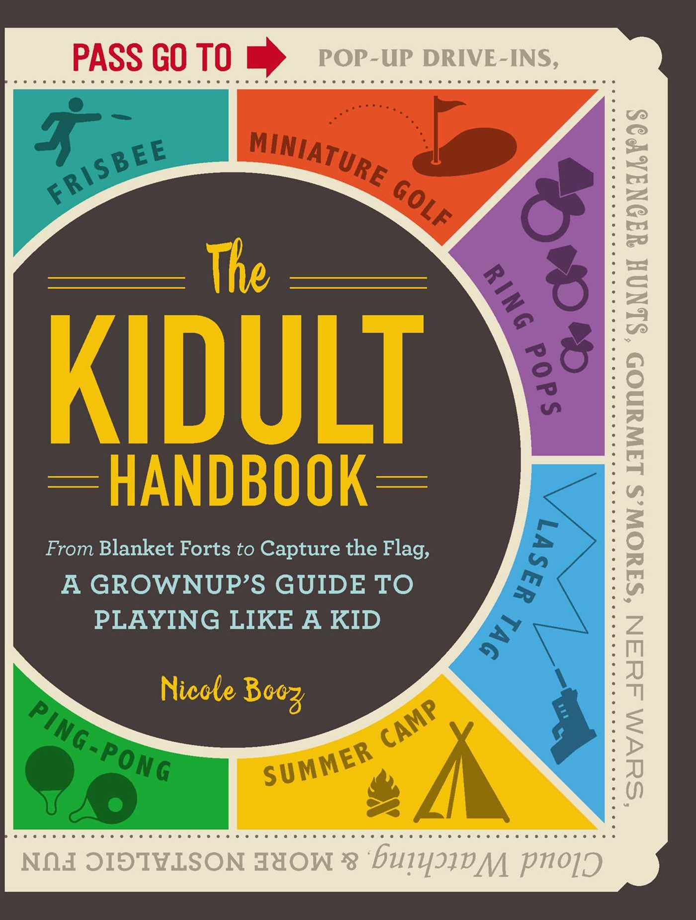 Kidult Handbook: From Blanket Forts to Capture the Flag, a Grownup's Guide to Playing Like a Kid