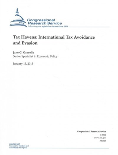 Tax Havens: International Tax Avoidance and Evasion