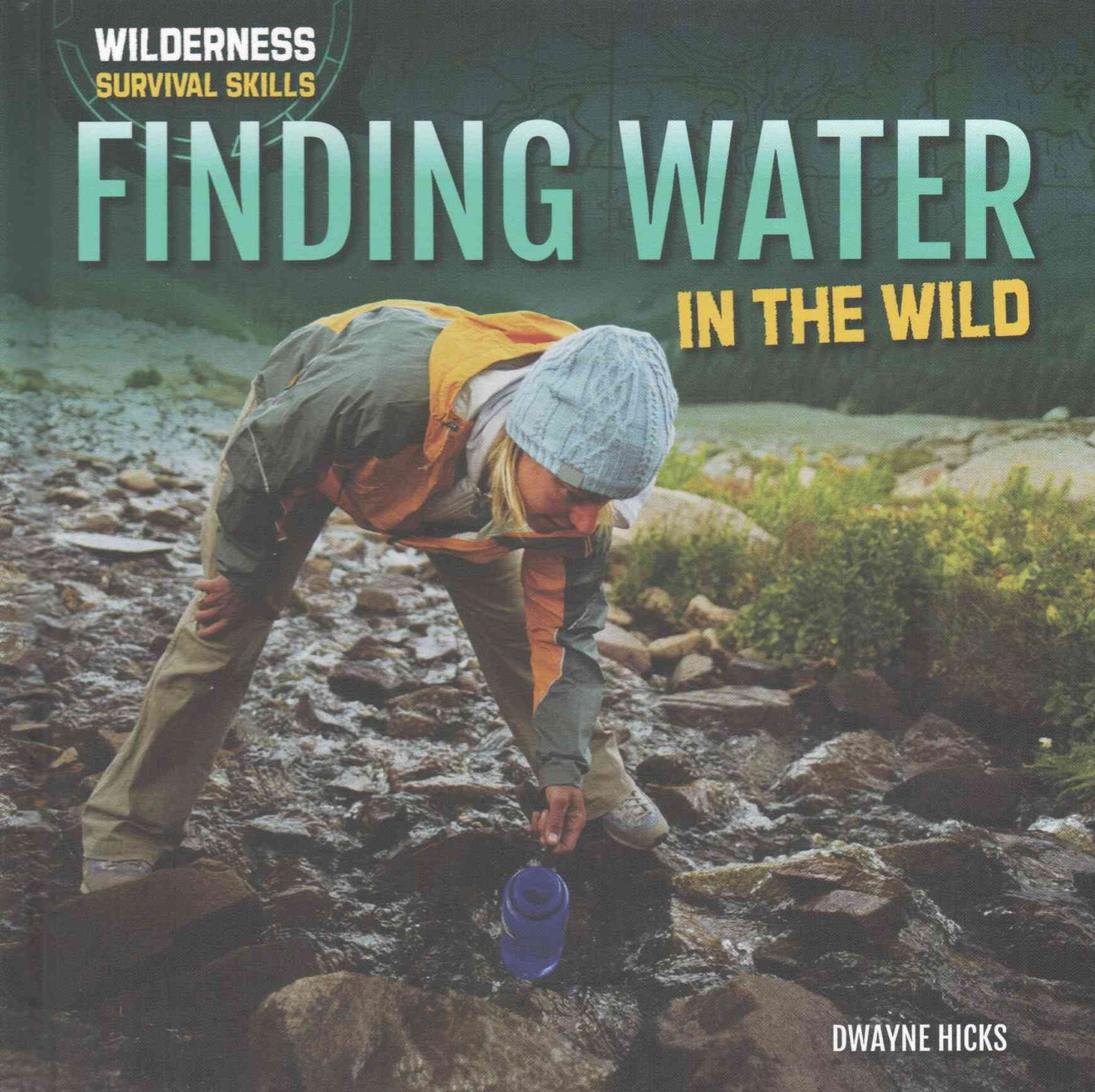 Finding Water in the Wild