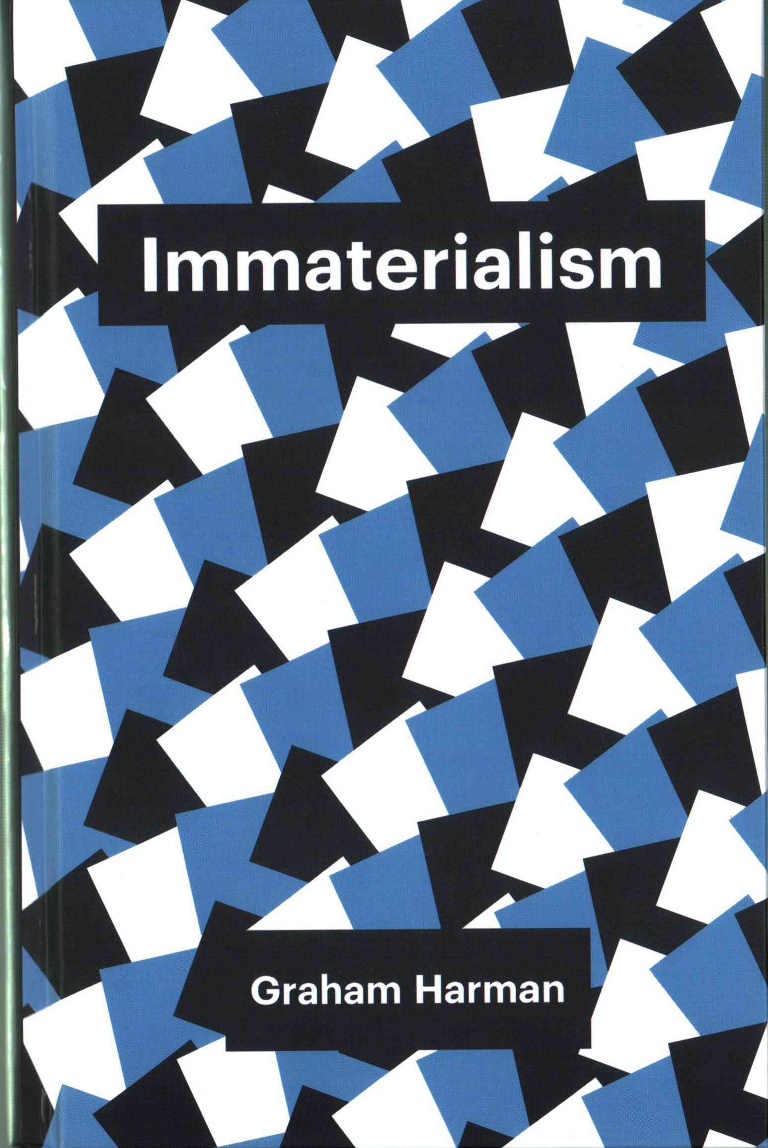 Immaterialism - Objects and Social Theory