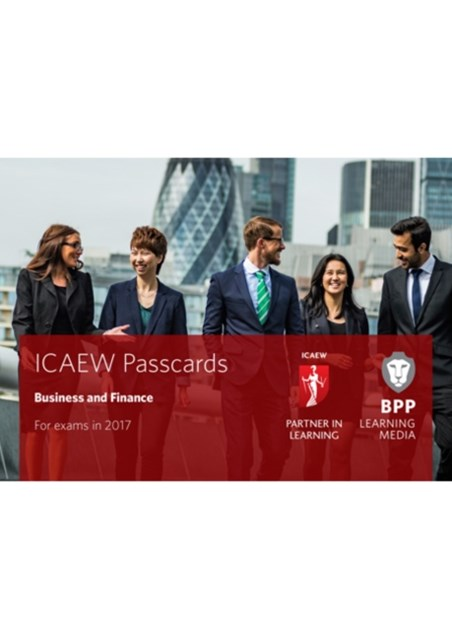 ICAEW Business and Finance