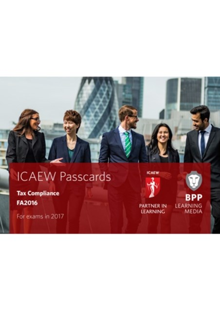 ICAEW Tax Compliance
