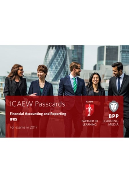 ICAEW Financial Accounting and Reporting IFRS