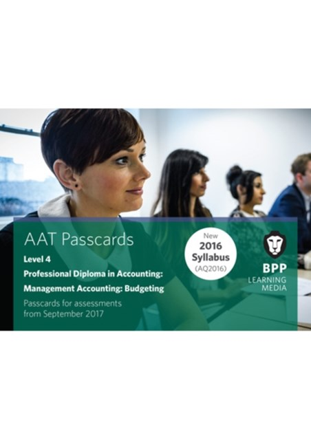 AAT Management Accounting Budgeting