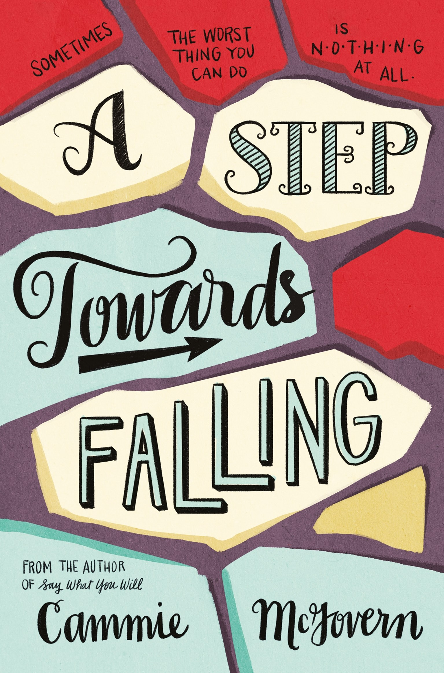 A Step Towards Falling