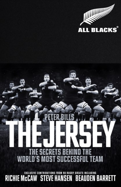 Jersey: The Secret Behind the World's Most Successful Sports T