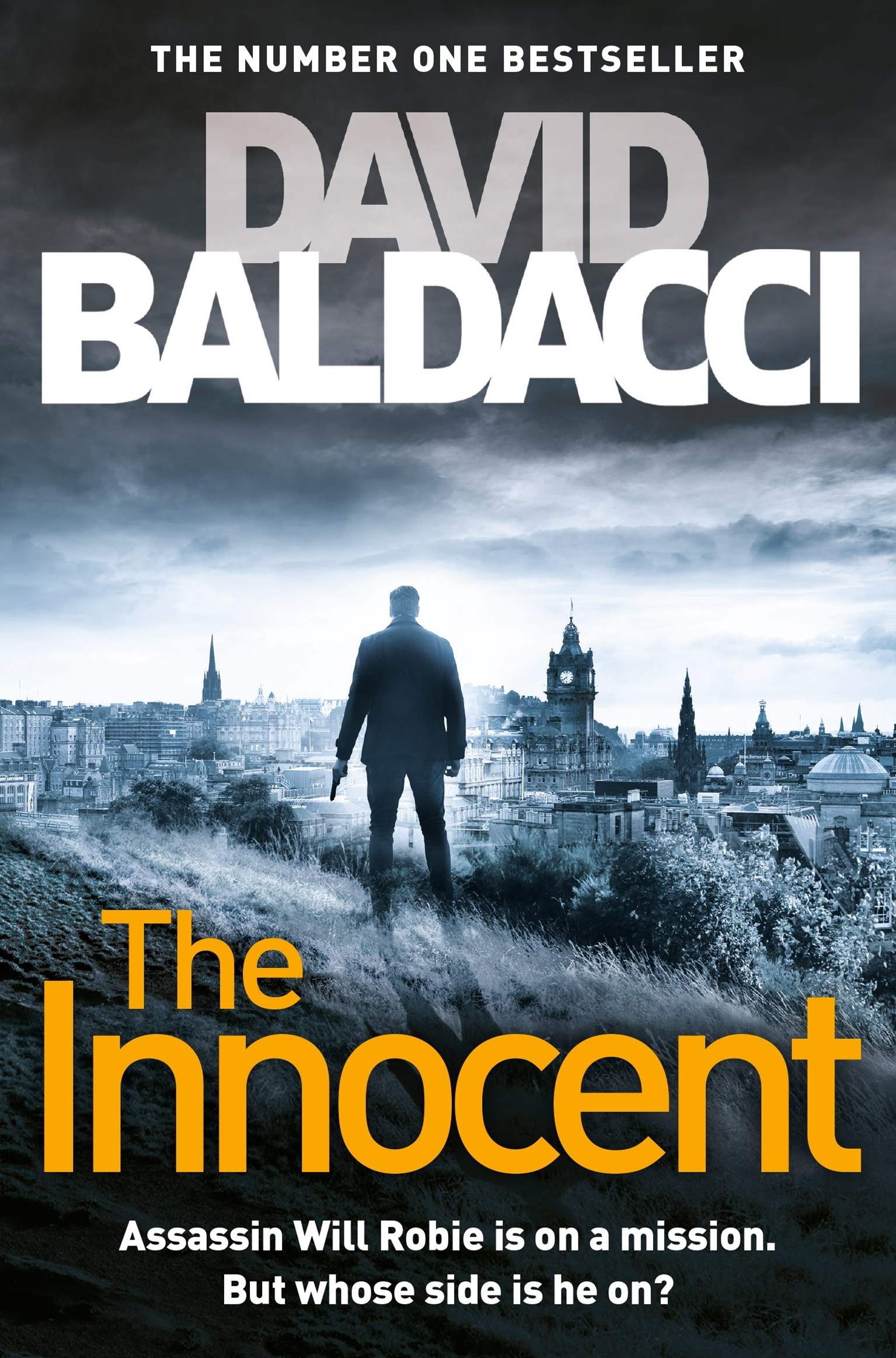 Innocent, The: Will Robie Series Book 1