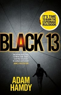 Black 13 by Adam Hamdy (9781509899128) - PaperBack - Adventure Fiction